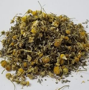Calming & Relaxation Herbal Loose Leaf Tea 1 oz